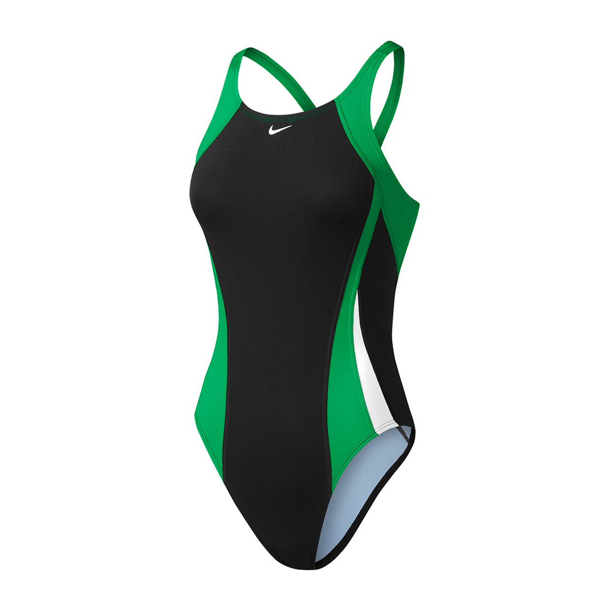 Comfort Colors Color Chart >> Nike Poly Color Surge Fastback One-Piece Swimsuit
