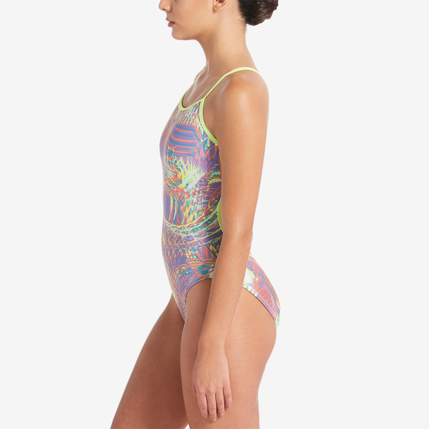 9385004242 Nike Whirl Modern Cut-Out One-Piece