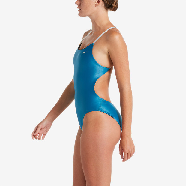 2296784f6213 Nike Flash Bonded Cut-Out One-Piece